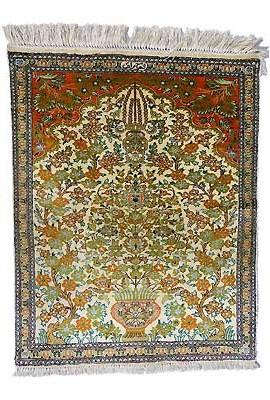 Tapis persan & Oriental - Tapis Ghoum