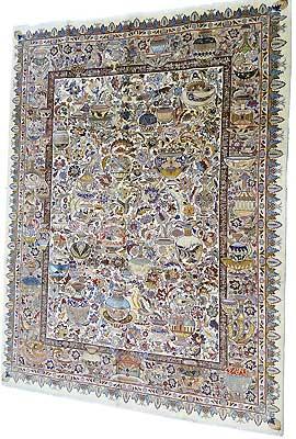 Tapis persan & Oriental - Tapis Kashmar