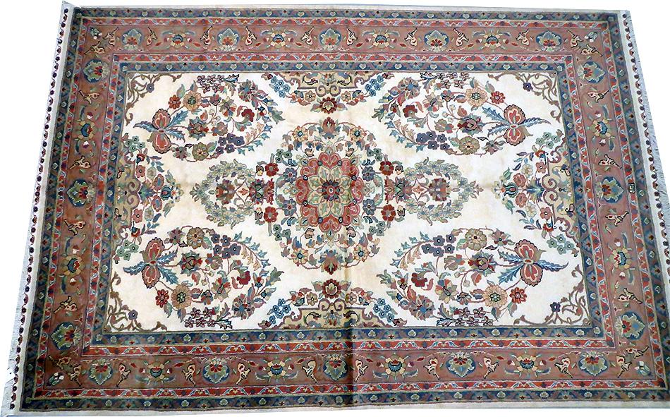tapis persan tapis ghomseh 330 x 217 cm laine 4022. Black Bedroom Furniture Sets. Home Design Ideas