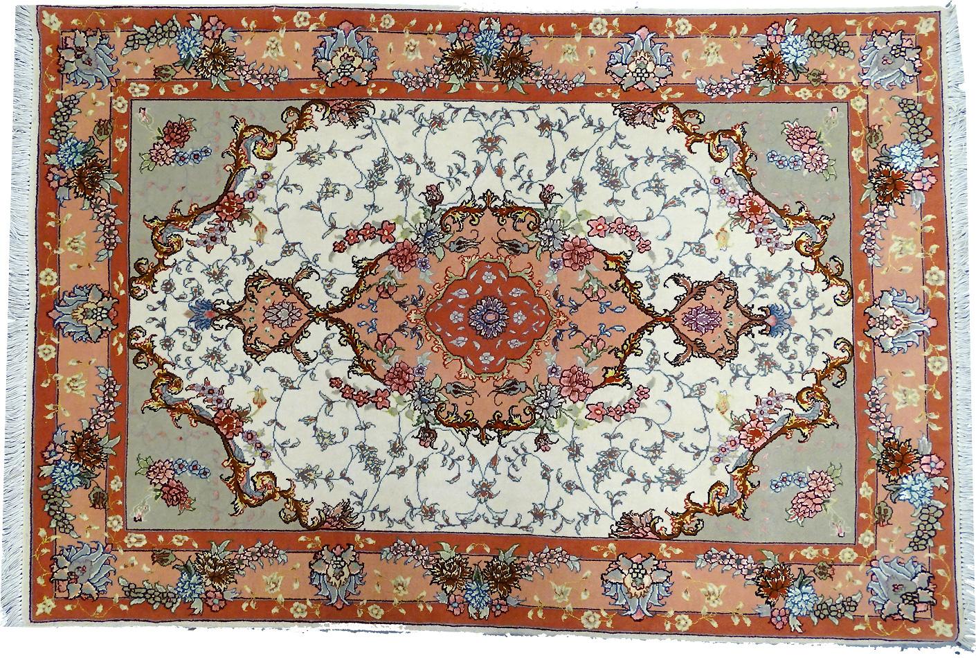 acheter un tapis persan en ligne. Black Bedroom Furniture Sets. Home Design Ideas