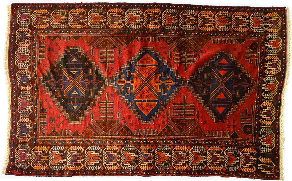 Tapis persan ballouchi
