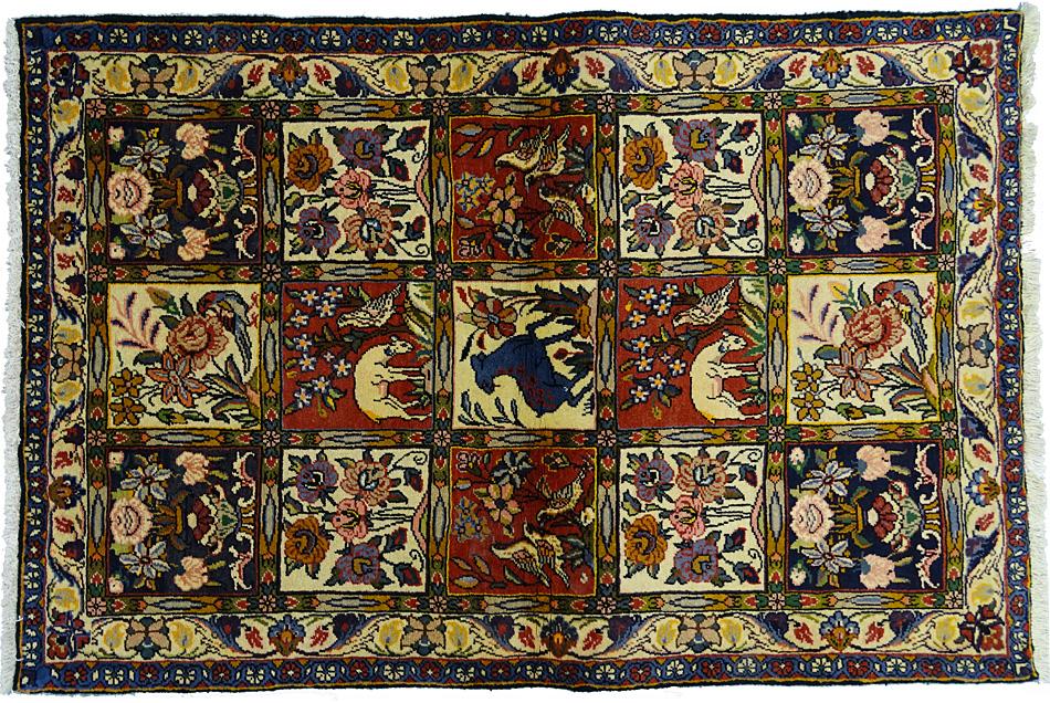 Tapis persan bakhtiari