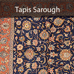 Tapis persan - Tapis Sarough