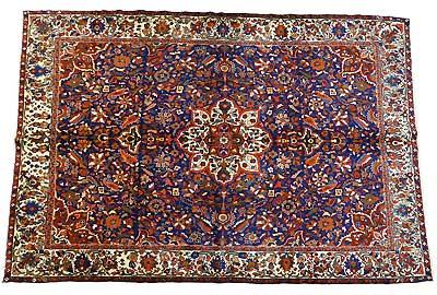Tapis persan - Tapis Bakhtiar