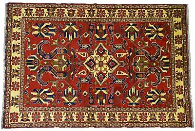 Tapis persan & Oriental - Tapis Kargai extra fin