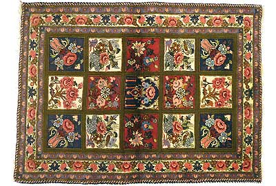 Tapis persan & Oriental - Tapis Bakhtiar