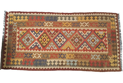 Tapis persan & Oriental - Tapis Kilim extra fin